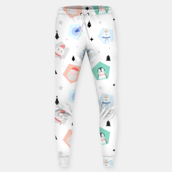Thumbnail image of Funny Christmas Sweatpants, Live Heroes