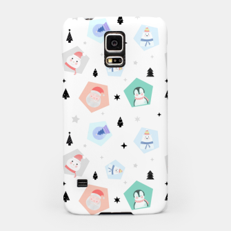 Thumbnail image of Funny Christmas Samsung Case, Live Heroes