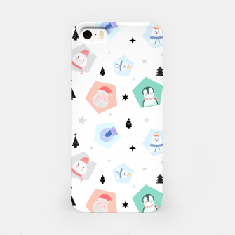 Thumbnail image of Funny Christmas iPhone Case, Live Heroes