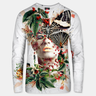 Thumbnail image of Inside Butterfly Unisex sweater, Live Heroes