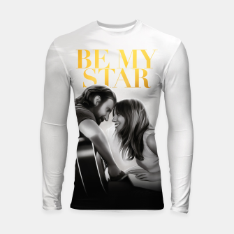 Miniatur BE MY STAR rashguard long, Live Heroes
