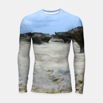 Miniatur Where is the sea Longsleeve rashguard , Live Heroes