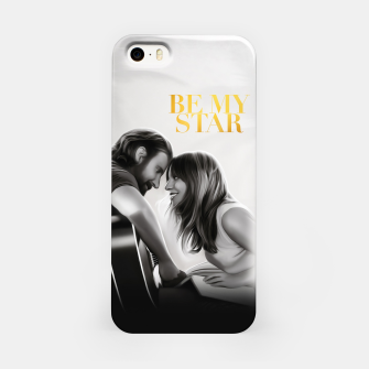 Thumbnail image of BE MY STAR right iPhone case, Live Heroes