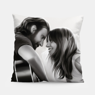 Thumbnail image of BE MY STAR clear pillow, Live Heroes