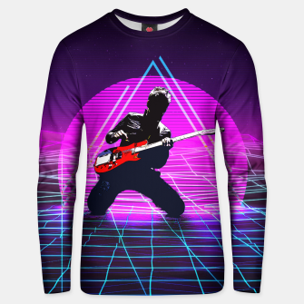 Thumbnail image of Muse Matt 1980 Style Unisex sweater, Live Heroes