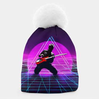 Thumbnail image of Muse Matt 1980 Style Beanie, Live Heroes