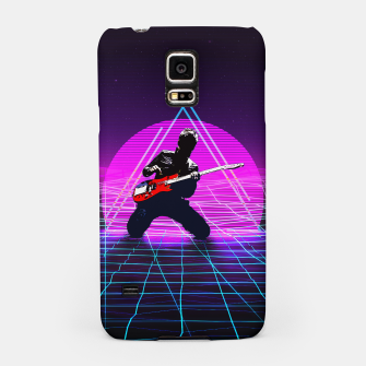 Thumbnail image of Muse Matt 1980 Style Samsung Case, Live Heroes