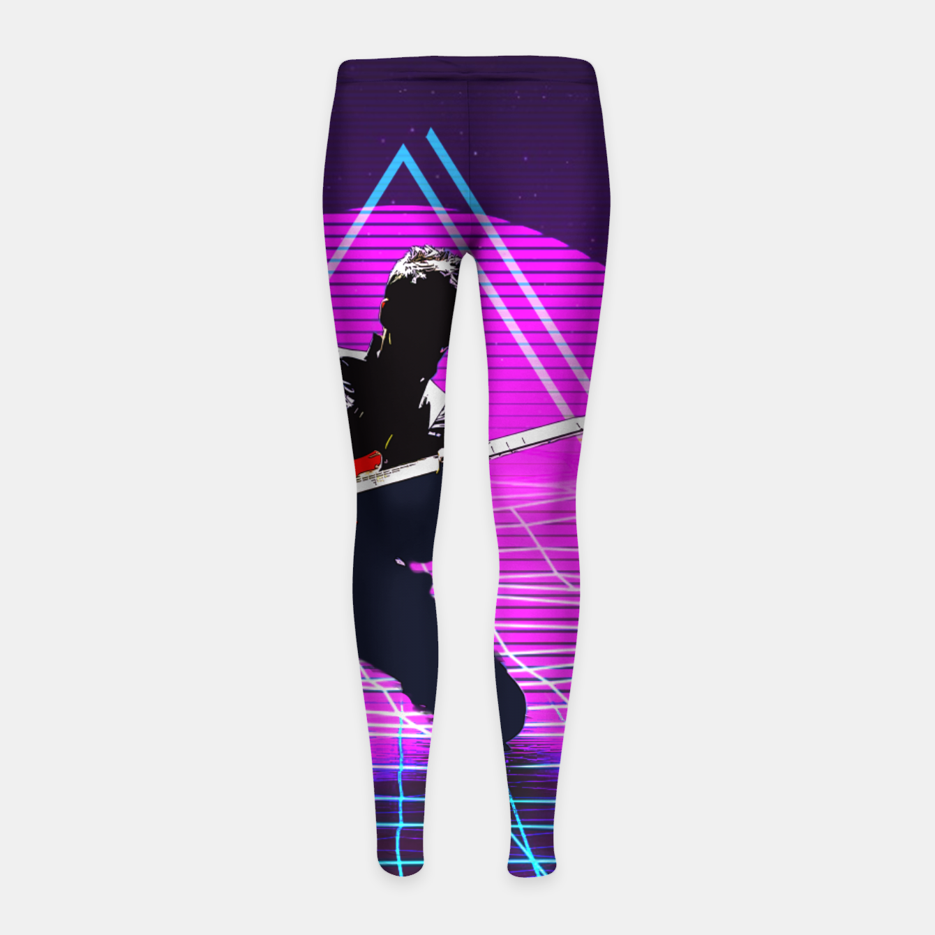 Foto Muse Matt 1980 Style Girl's leggings - Live Heroes