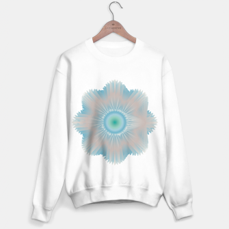 Thumbnail image of Cosmic floral fantasy Sweater regular, Live Heroes