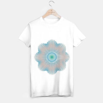 Thumbnail image of Cosmic floral fantasy T-shirt regular, Live Heroes