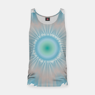 Thumbnail image of Cosmic floral fantasy Tank Top, Live Heroes