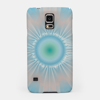 Thumbnail image of Cosmic floral fantasy Samsung Case, Live Heroes