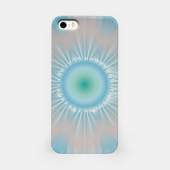 Thumbnail image of Cosmic floral fantasy iPhone Case, Live Heroes