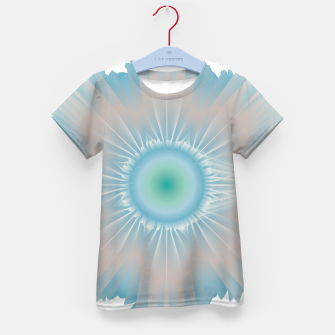 Thumbnail image of Cosmic floral fantasy Kid's t-shirt, Live Heroes