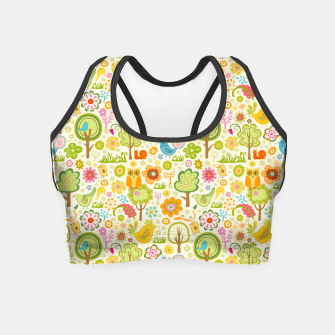 Thumbnail image of Nature's Way Crop Top, Live Heroes