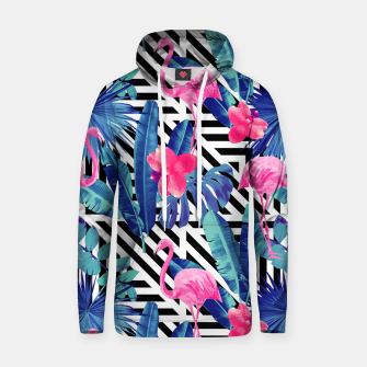 Thumbnail image of Flamingo's Style Hoodie, Live Heroes