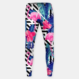 Flamingo's Style Sweatpants miniature
