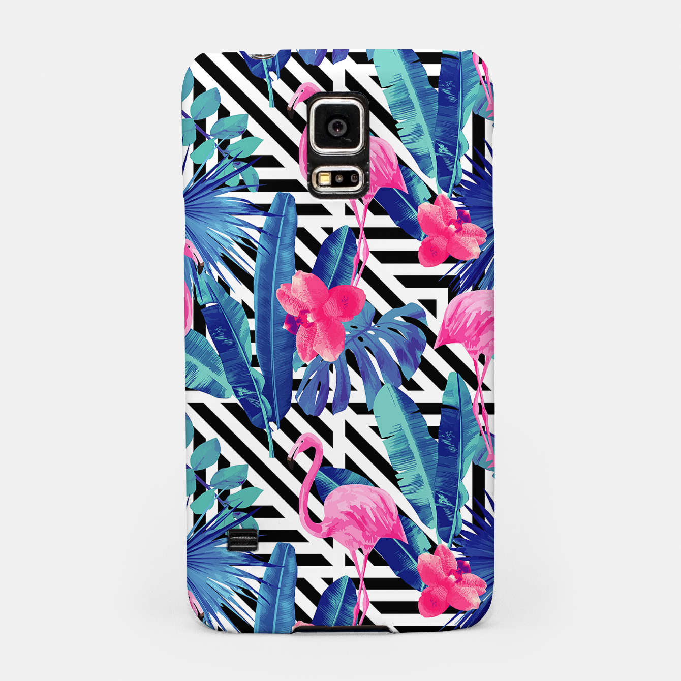 Foto Flamingo's Style Samsung Case - Live Heroes