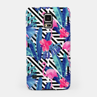 Thumbnail image of Flamingo's Style Samsung Case, Live Heroes