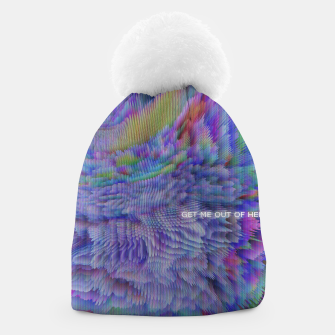 Thumbnail image of GET ME OUT OF HERE Beanie, Live Heroes