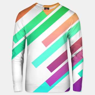 Color Ray Unisex sweater Bild der Miniatur