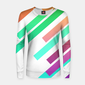 Imagen en miniatura de Color Ray Women sweater, Live Heroes