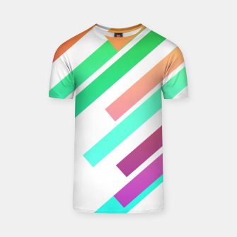 Color Ray T-shirt Bild der Miniatur