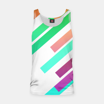 Color Ray Tank Top Bild der Miniatur