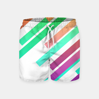 Color Ray Swim Shorts Bild der Miniatur