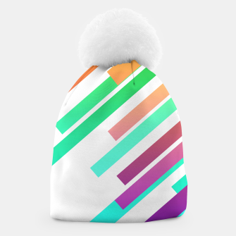 Thumbnail image of Color Ray Beanie, Live Heroes