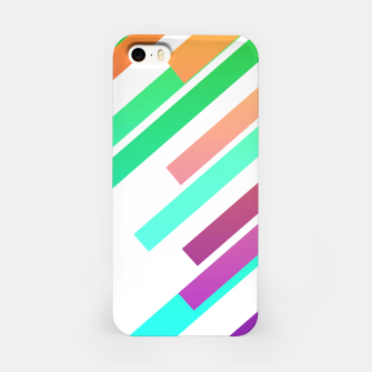 Color Ray iPhone Case Bild der Miniatur