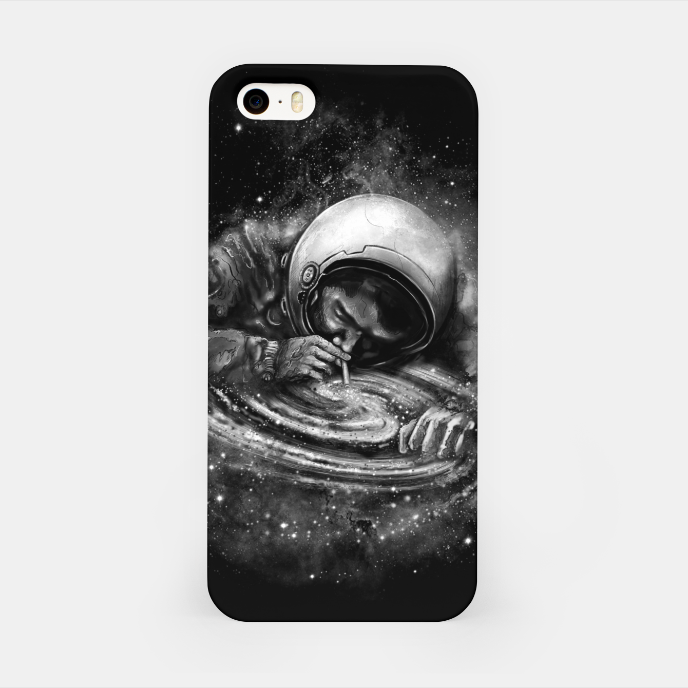 Image of Space Junkie iPhone Case - Live Heroes