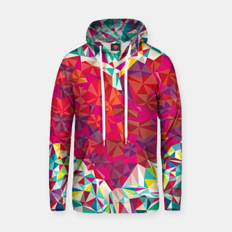 Thumbnail image of Abstract Heart Hoodie, Live Heroes