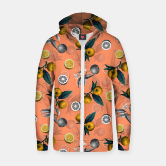 Miniature de image de Unfinished Lemons Zip up hoodie, Live Heroes