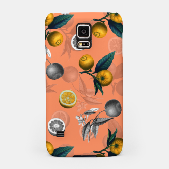 Miniature de image de Unfinished Lemons Samsung Case, Live Heroes