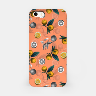 Miniature de image de Unfinished Lemons iPhone Case, Live Heroes