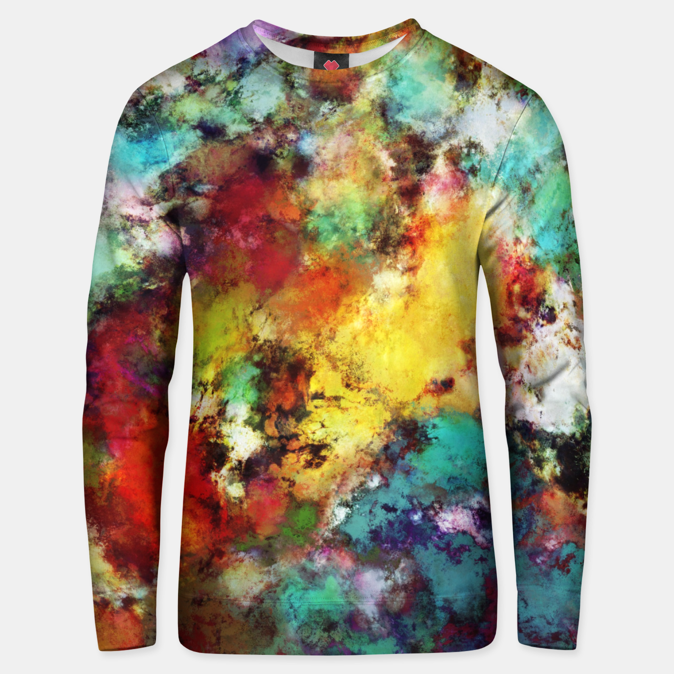 Image of Fuse Unisex sweater - Live Heroes