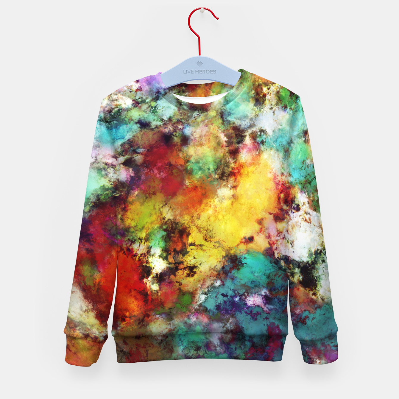 Foto Fuse Kid's sweater - Live Heroes