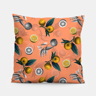Miniature de image de Unfinished Lemons Pillow, Live Heroes