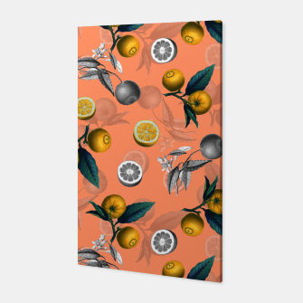 Miniature de image de Unfinished Lemons Canvas, Live Heroes