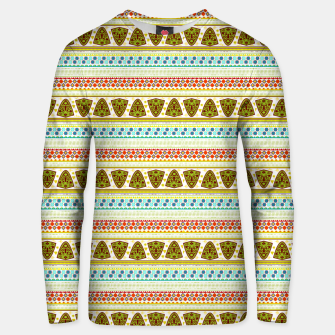 Thumbnail image of African Etnic Unisex sweater, Live Heroes
