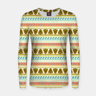 Thumbnail image of African Etnic Women sweater, Live Heroes