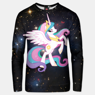 Pony Space Unisex sweater miniature