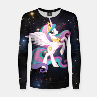 Pony Space Women sweater miniature