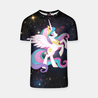 Pony Space T-shirt miniature