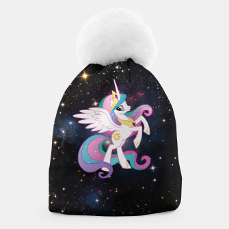 Pony Space Beanie miniature