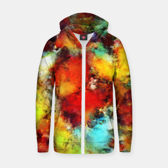 Thumbnail image of Expansion Zip up hoodie, Live Heroes