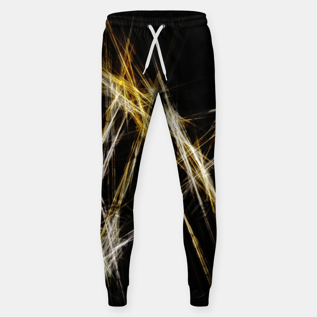Image de Abstract 2 - Gold & Silver LowPoly Hosen - Live Heroes