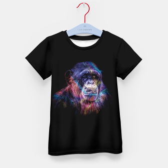Miniatur Chimp Kid's t-shirt, Live Heroes
