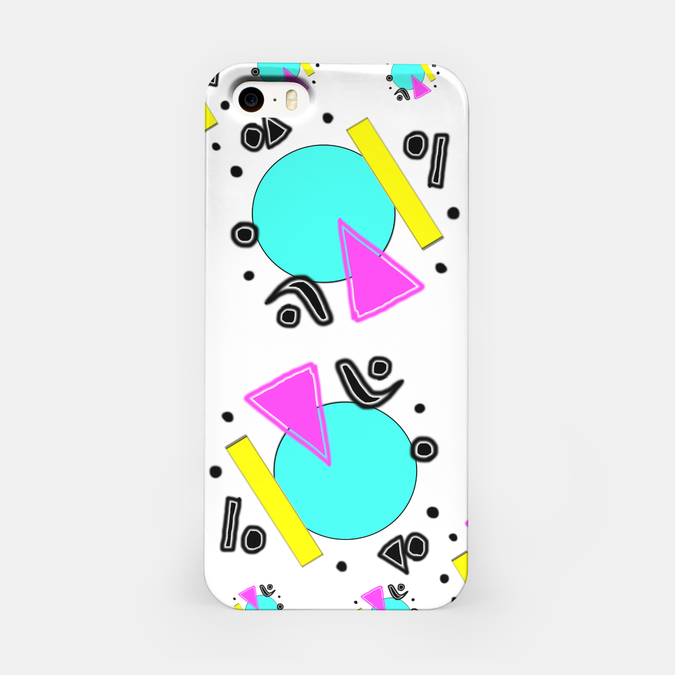 Image of 80's Overloaded! iPhone Case - Live Heroes